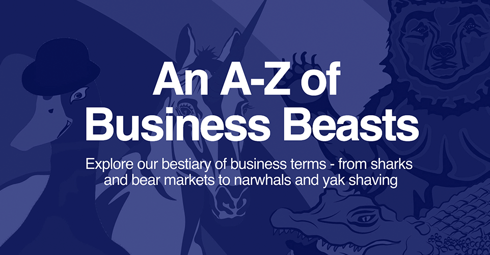 BESTIARY FOR BUSINESS